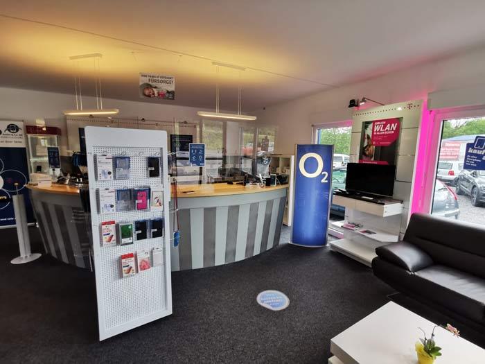 Brand Telekommunikation in Erlenbach
