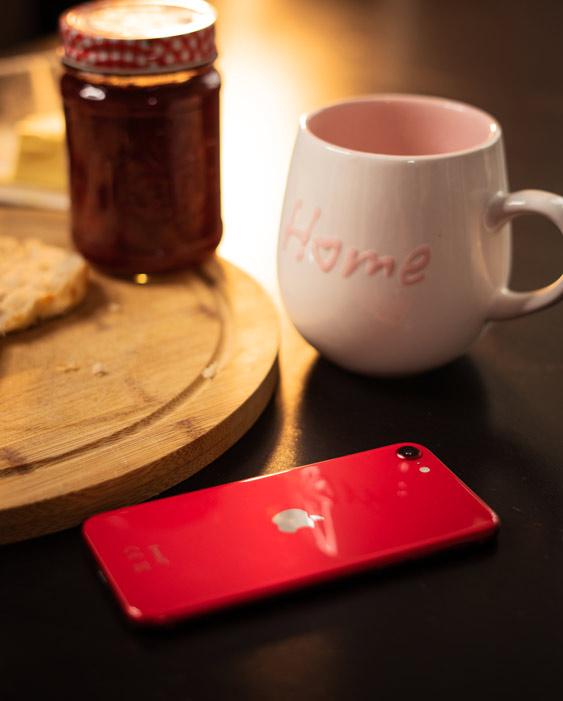iPhone SE Impression