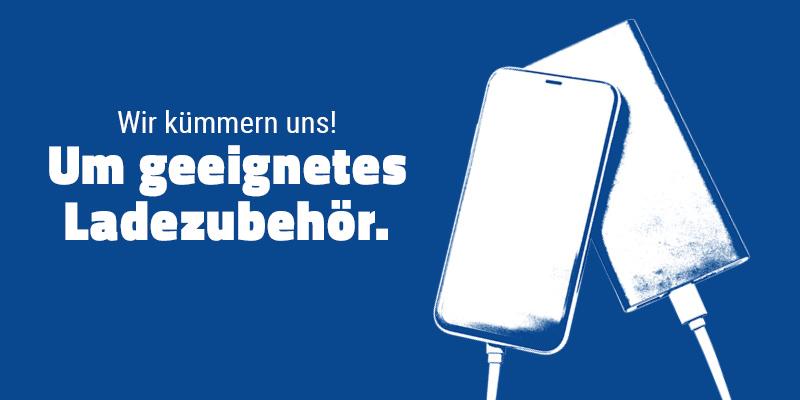 Ladezubehör für Smartphones Überblick