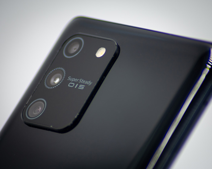 Kamera des S10 Lite