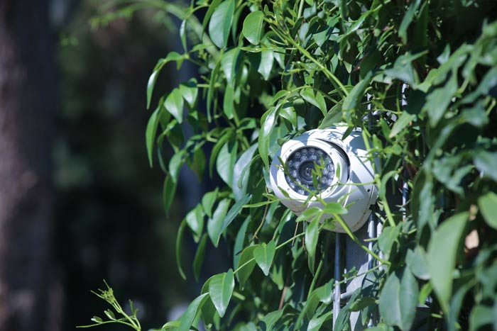 Smart Home Außenkamera