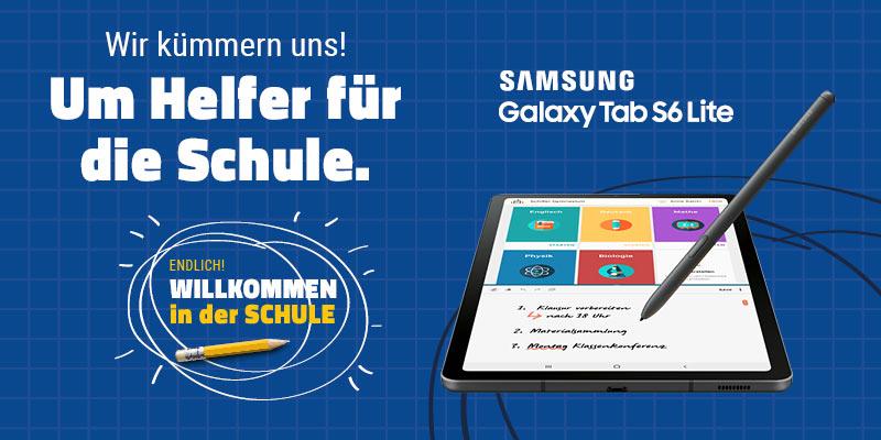 Samsung Galaxy Tab S6 Lite im aetka Blog
