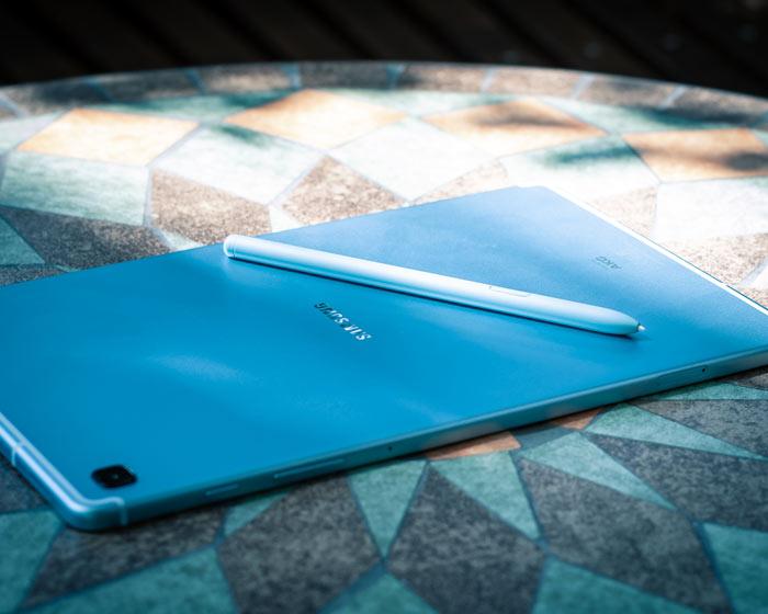 Tab S6 Lite in Angora Blue