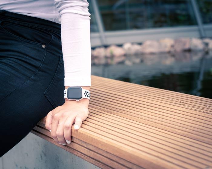 Apple Watch 5 Impression