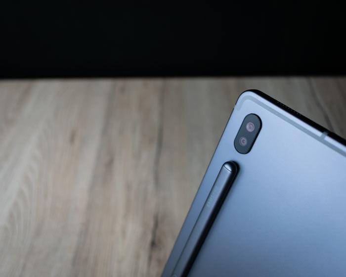Galaxy Tab S6 Kamera mit S-Pen