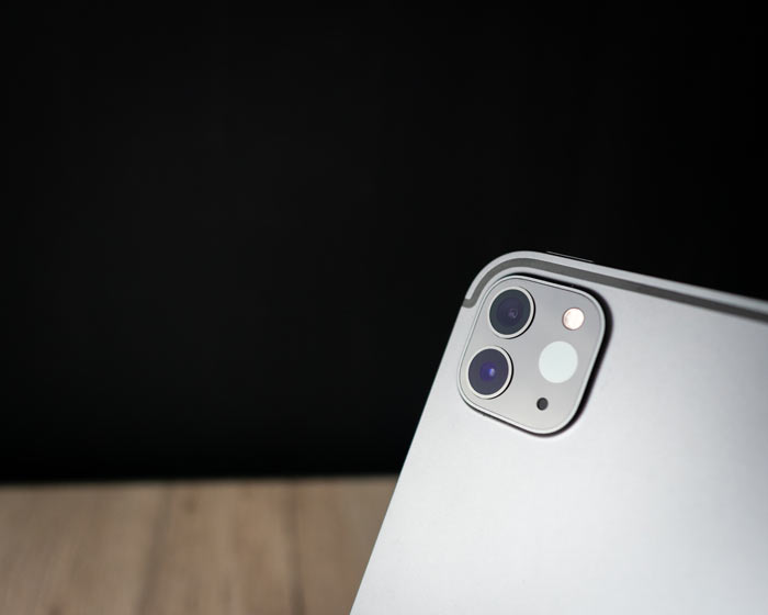 iPad Pro Kamera - Mehr Kamera als das iPad Air 4