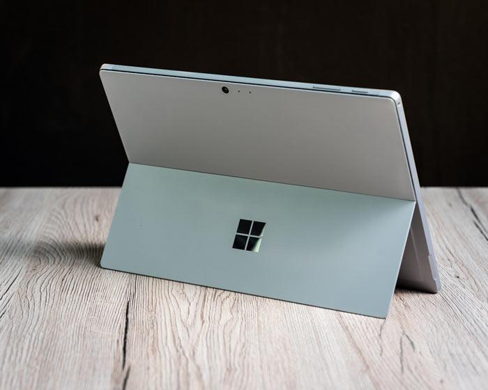 Surface Pro 7 Impression