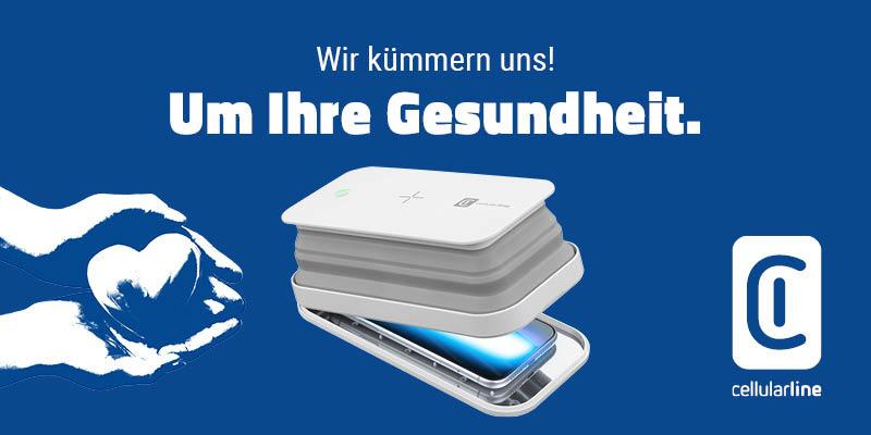 Cellularline UV Desinfektionsgerät aetka Blog