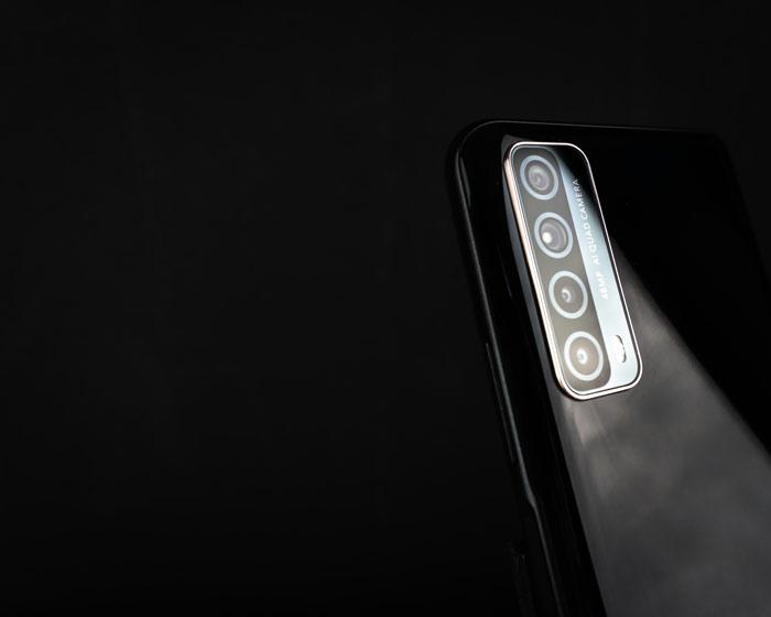 huawei psmart 2021 kamera