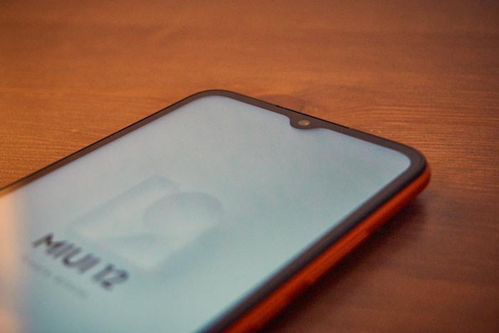 Xiaomi 9c Selfiekamera