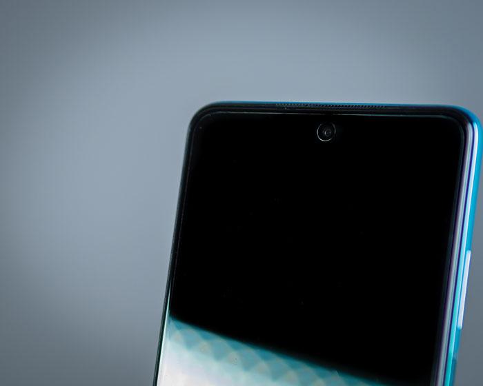 Xiaomi Mi 10T Lite Frontkamera