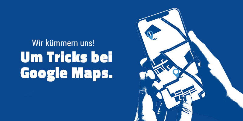 Google Maps Standort teilen - aetka Blog