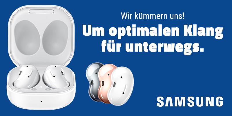 Samsung Galaxy Buds Live aetka Blog