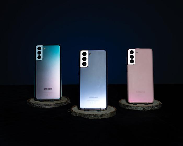 Galaxy S21 Farben