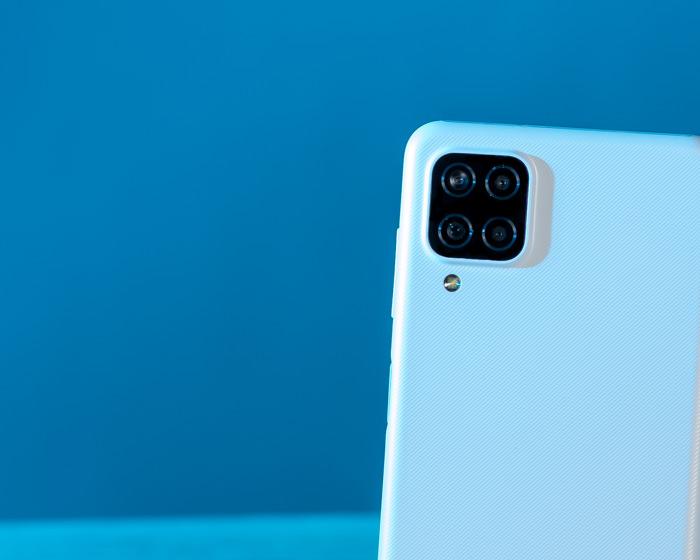 Kamera Galaxy A12