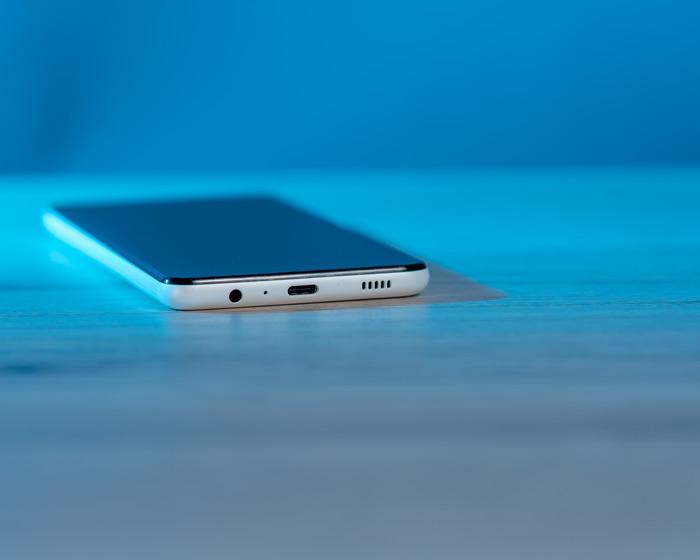 Galaxy A12 USB-C Anschluss