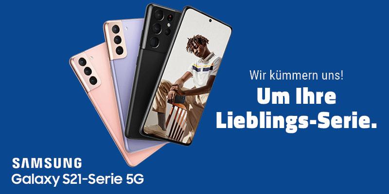 Samsung Galaxy S21 im aetka Blog