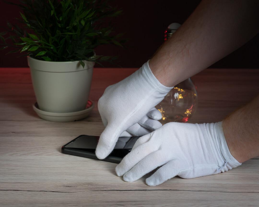 Displex Privacy Glass passgenau aufbringen