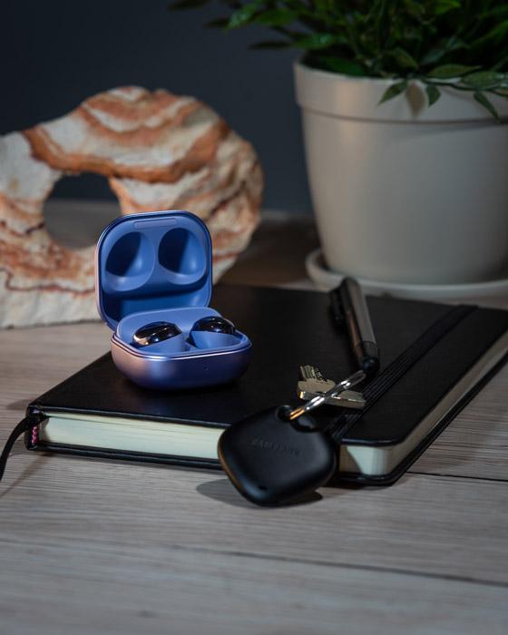 Galaxy Buds Pro und Smart Tag