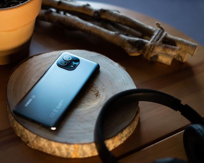 Xiaomi Mi 11 Kamera Design