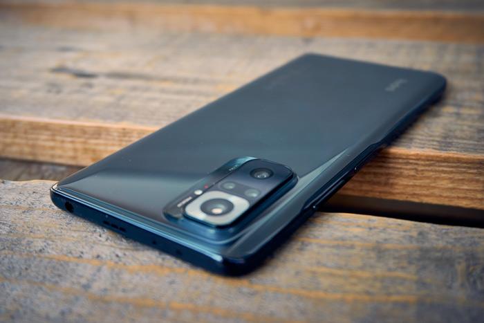 Redmi Note 10 Pro Design