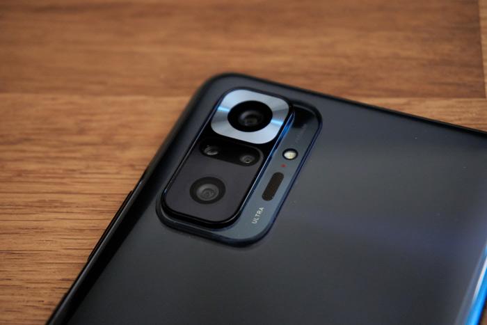 Redmi Note 10 Pro Kamera