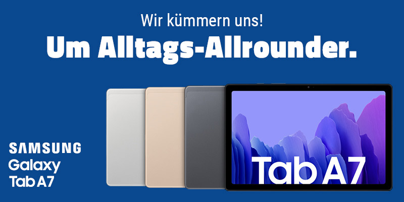 Samsung Galaxy Tab A7 aetka Blog