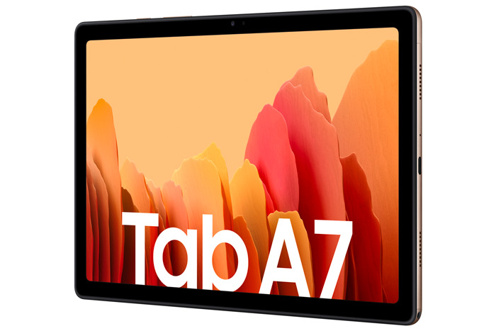 Galaxy Tab A7 Impression