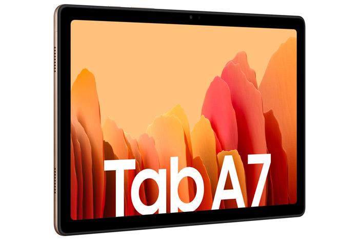 Galaxy Tab A7 Display