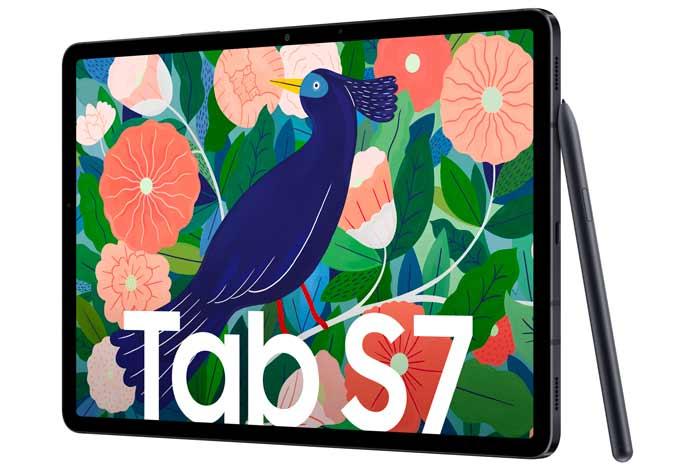 Galaxy Tab S7 mit S-Pen