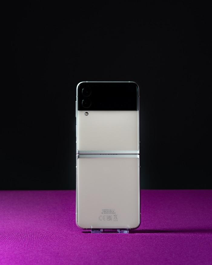 Galaxy Z Flip3 5G Kamera
