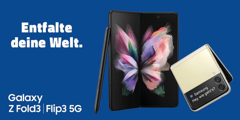 Samsung Galaxy Z Flip3 5G aetka Blog
